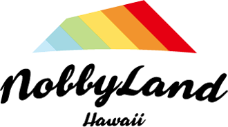 Nobbyland Hawaii Logo Mark
